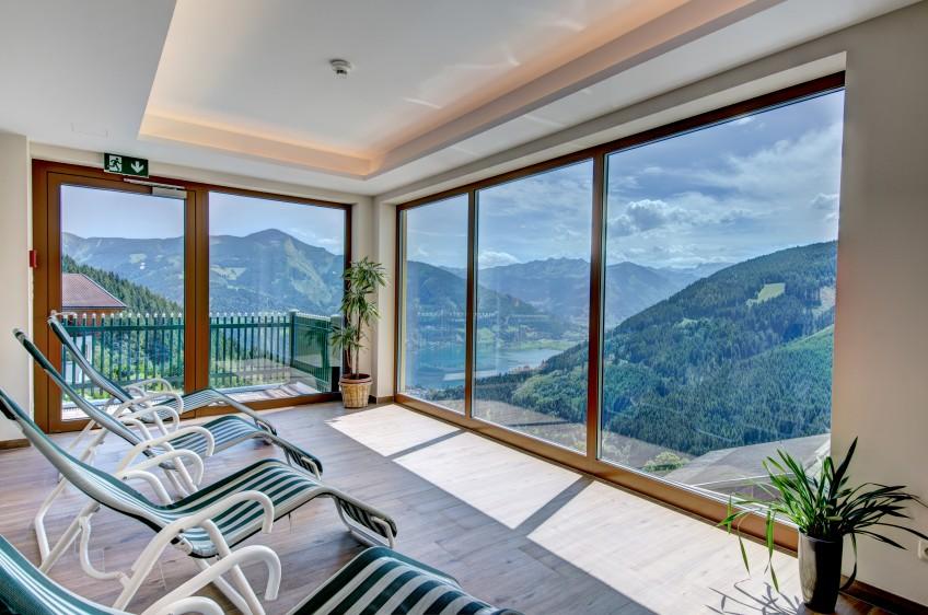Ruhe Raum im Berghotel Jaga-Alm