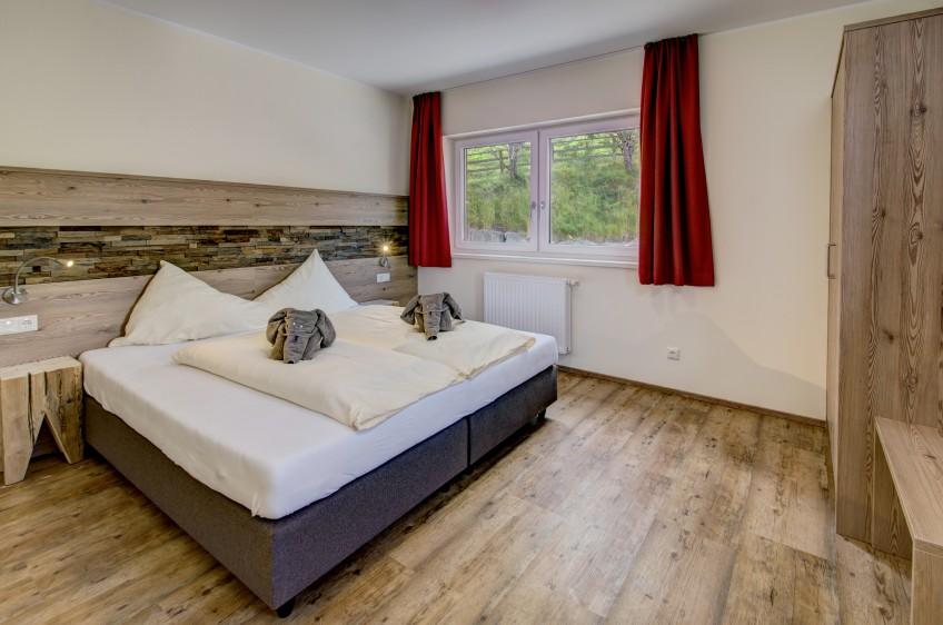 Jaga-Alm Appartement Jaga-Alm Neu/Schlafzimmer