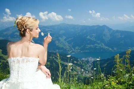 Hochzeit in Zell am See