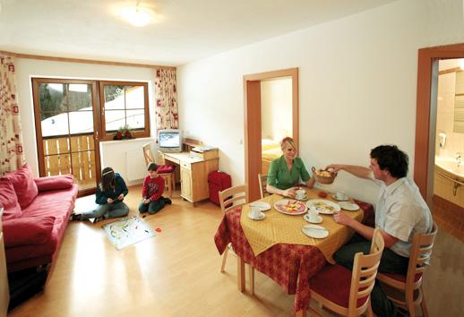 Appartement Sonnkogel