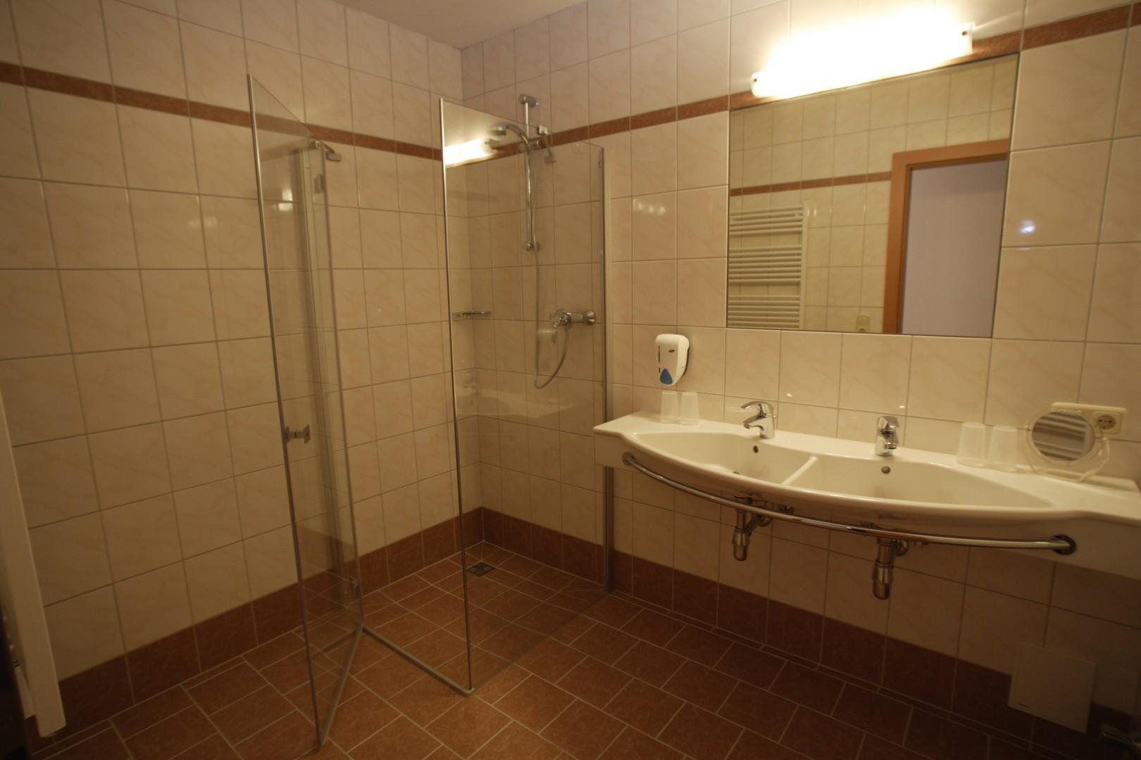 apartments - jaga alm, Badezimmer