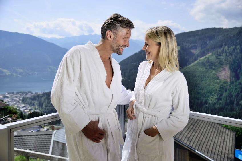 Jaga-Alm Aussichts Balkon Sauna