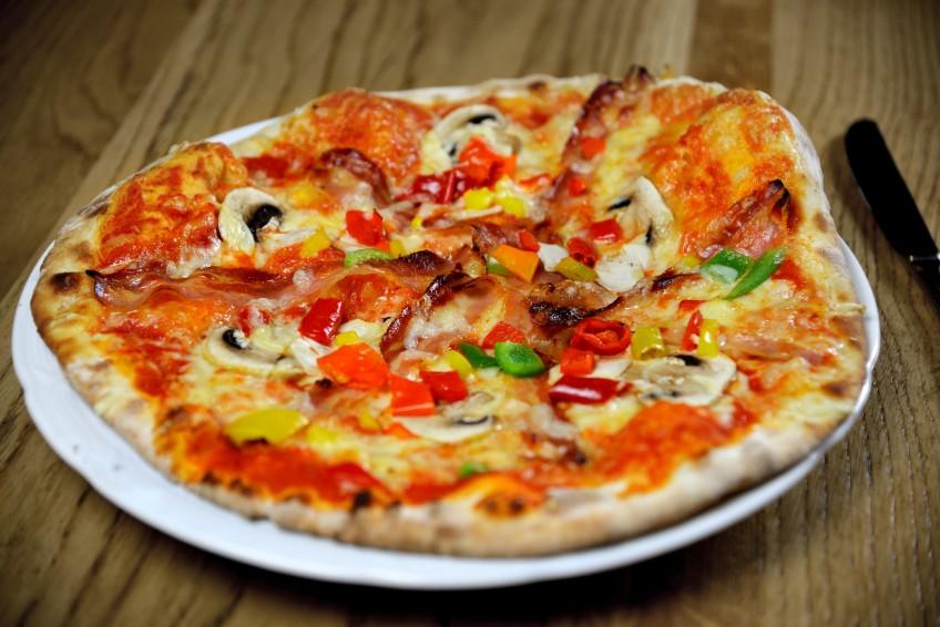 Jaga-Alm Restaurant Pizza