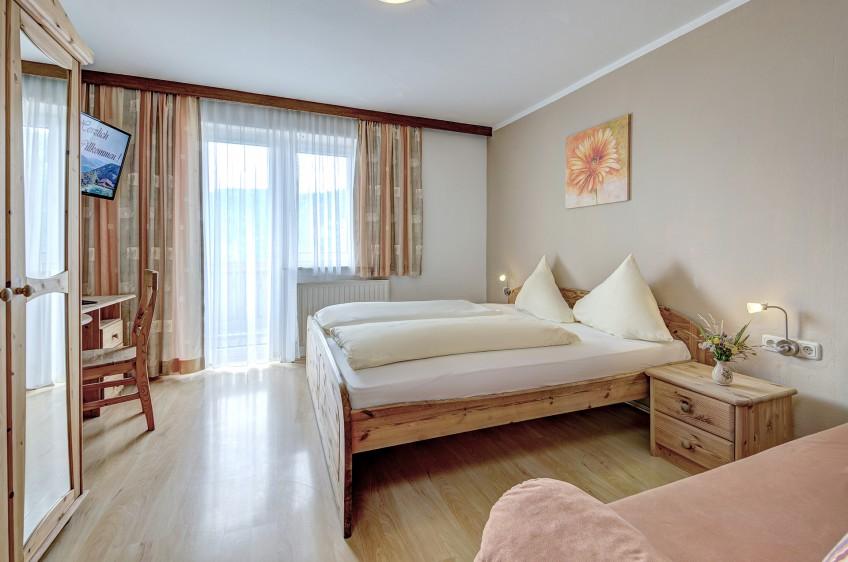 Jaga Alm Appartement Panoramablick 1.Schlafzimmer