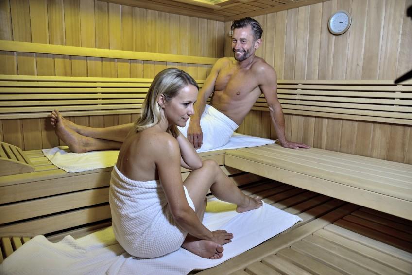 Jaga-Alm Finnische Sauna
