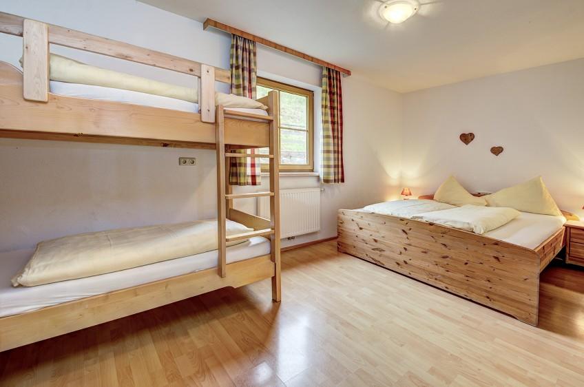 Jaga Alm Appartement Panoramablick 3.Schlafzimmer