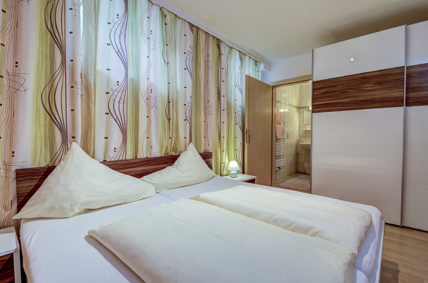 Jaga Alm Schlafzimmer Appartement Landhaus
