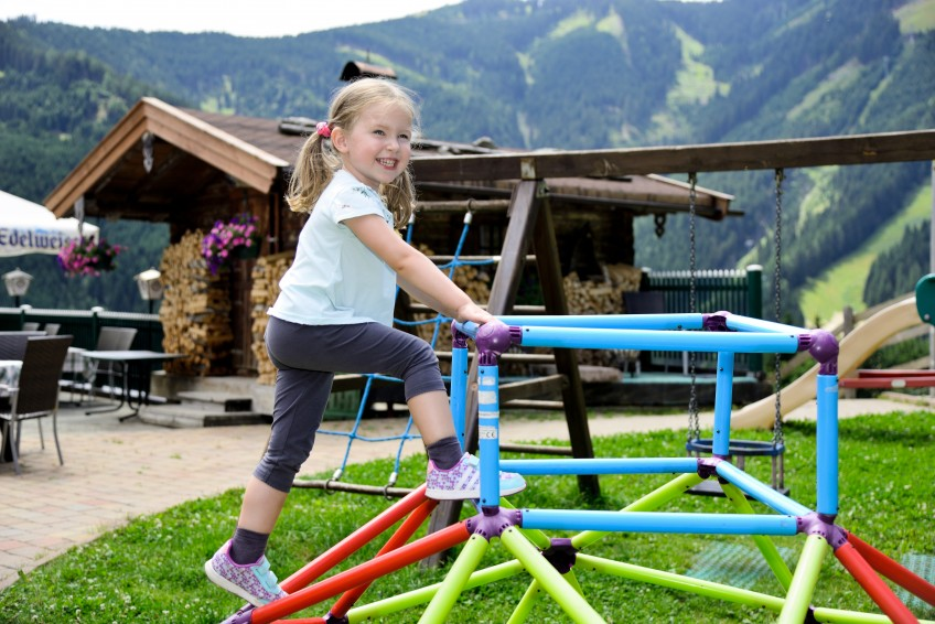 Jaga-Alm Kinderparadies Zell am See